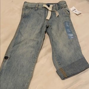 Brand new Baby Gap toddler jeans